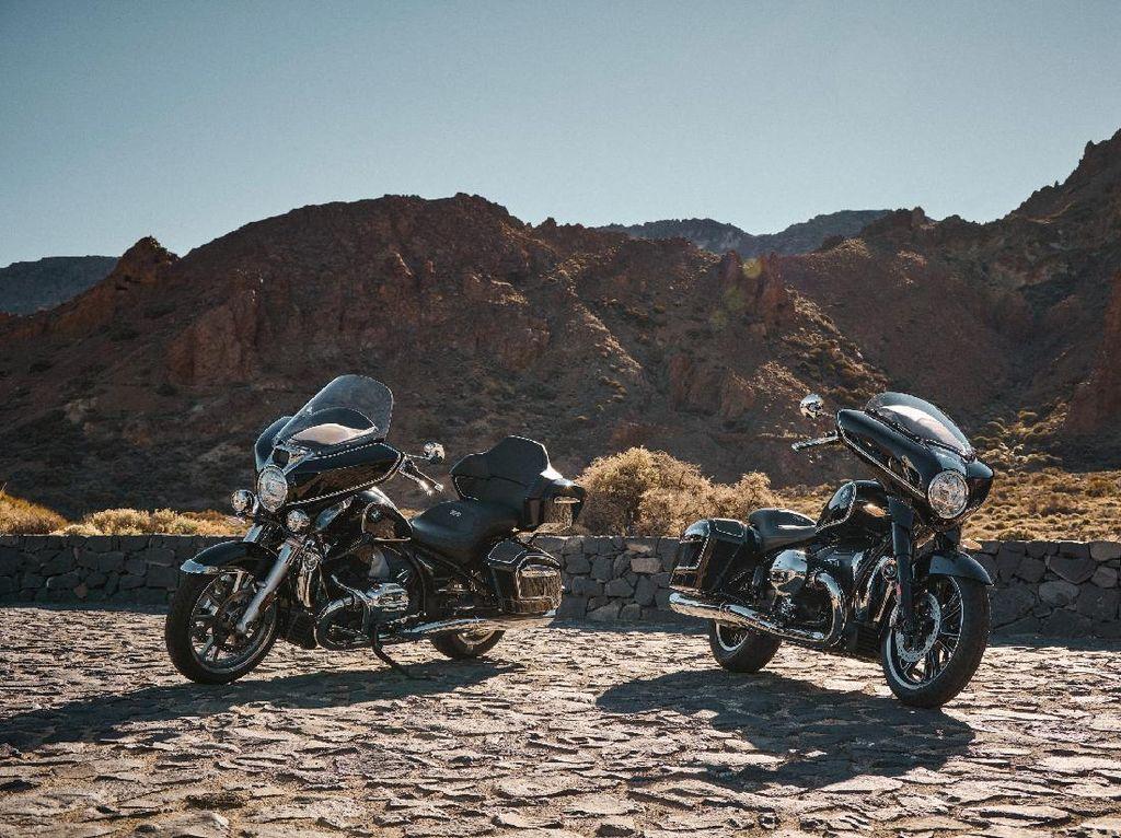 Harga Rp 450 Jutaan, BMW Motorrad Rilis BMW R 18 Transcontinental dan R 18 B
