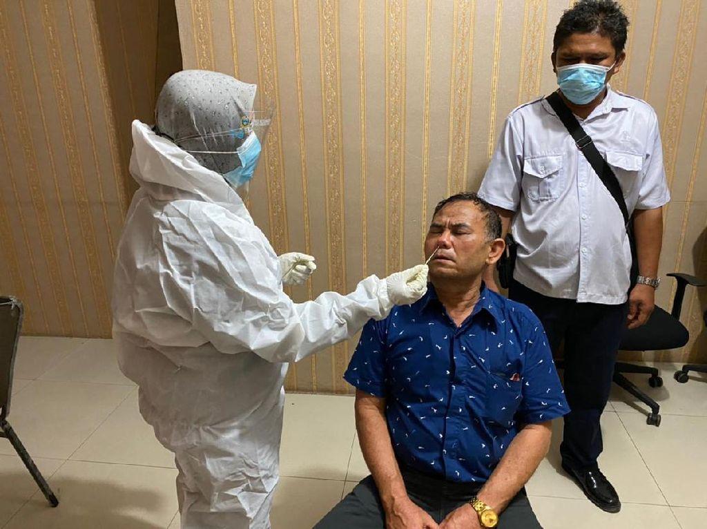 Akhir Pelarian Eks Ketua PDIP Paluta Terpidana Kasus Penggelapan