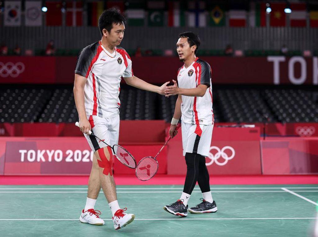 Jadwal Wakil Indonesia di Bulutangkis Olimpiade Tokyo 2020 Hari Ini