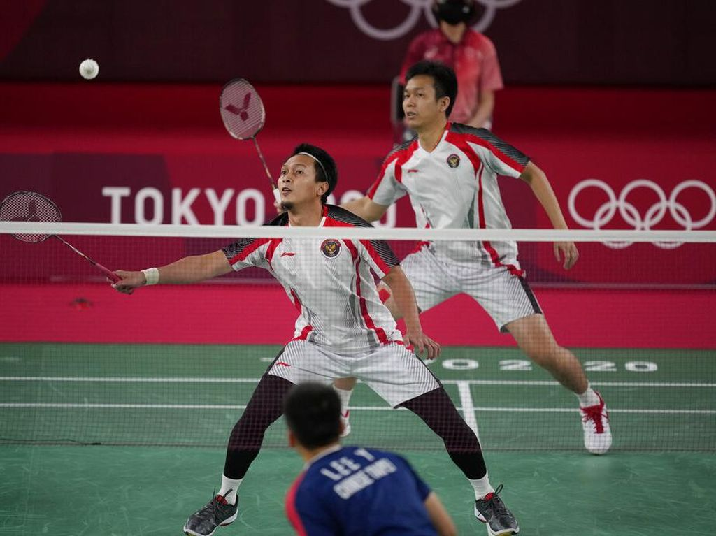 Gagal ke Final Olimpiade, The Daddies: Pasangan Taiwan Sangat Kuat