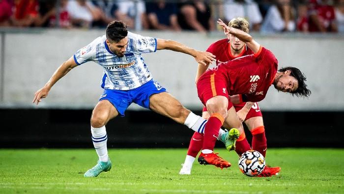 Hertha Berlin vs Liverpool