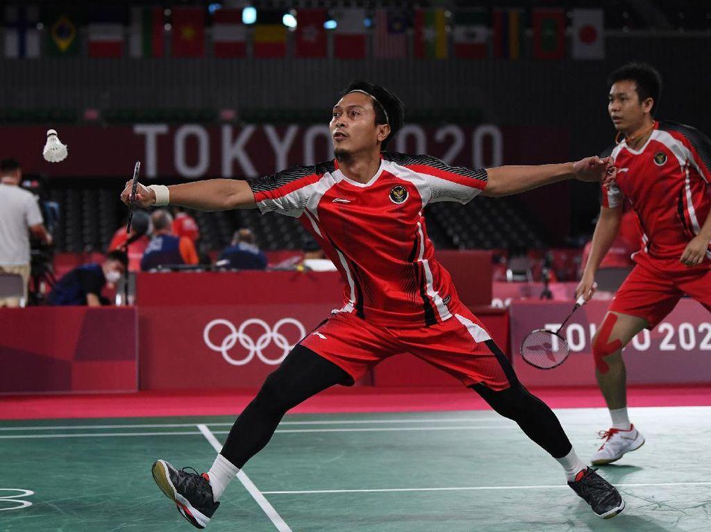 The Daddies Gagal ke Final, Netizen Beri Semangat Raih Perunggu