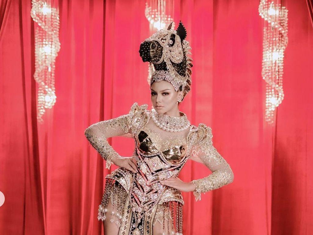 Jihane Almira Juara National Costume di Miss Supranational, Ini Kata Sandiaga