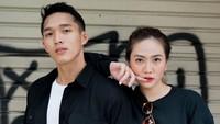 Tanda Hati Shanju eks JKT48 untuk Jonatan Christie di Final Piala Thomas