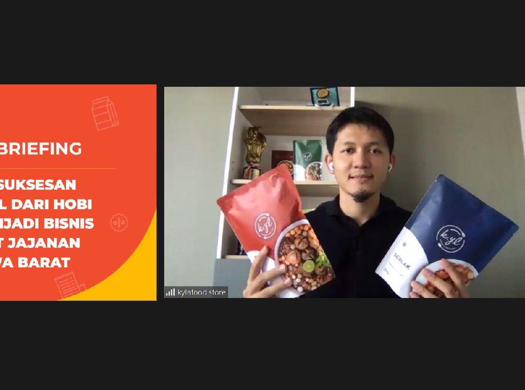 Berawal Hobi Jajan, Pria Ini Sukses Bangun Bisnis Kuliner