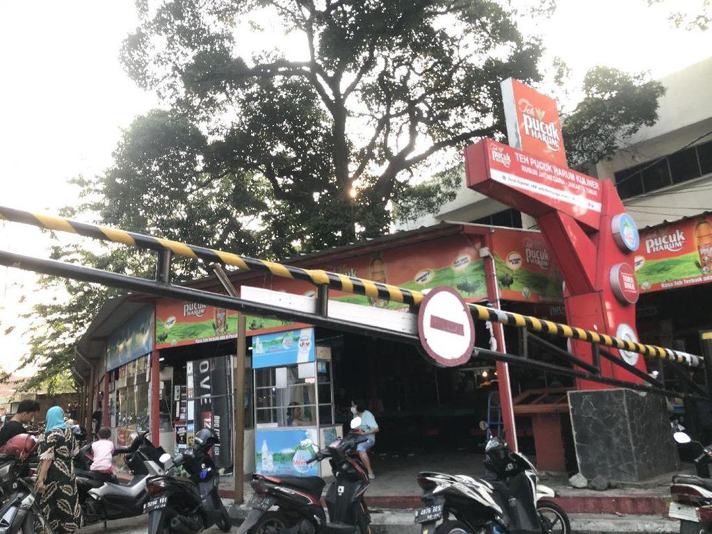 Pemilik Warung Makan di Lokbin Rusun Jatinegara Keberatan Syarat Harus Vaksin