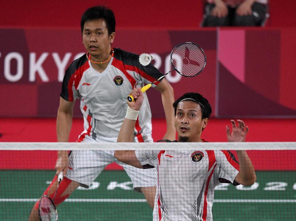 Olimpiade 2020: Head to Head Ahsan/Hendra Vs Lee Yang/Wang Chi-Lin