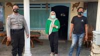 Jawaban Menohok Ibu Ayu Ting Ting yang Disebut Langgar PPKM saat ke Bojonegoro