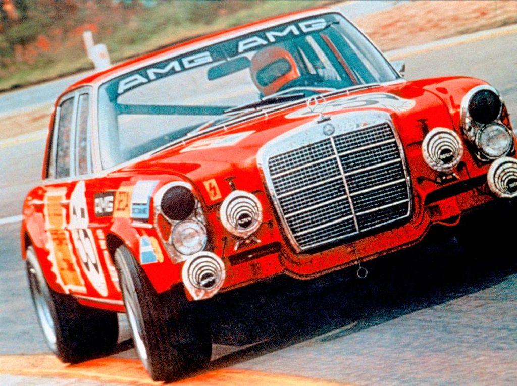 Mengenang Kelahiran Mercedes-AMG yang Berawal dari Arena Balap