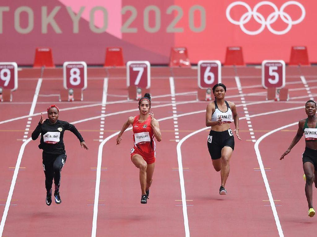 Melihat Semangat Alvin Tehupeiory di Olimpiade Tokyo 2020