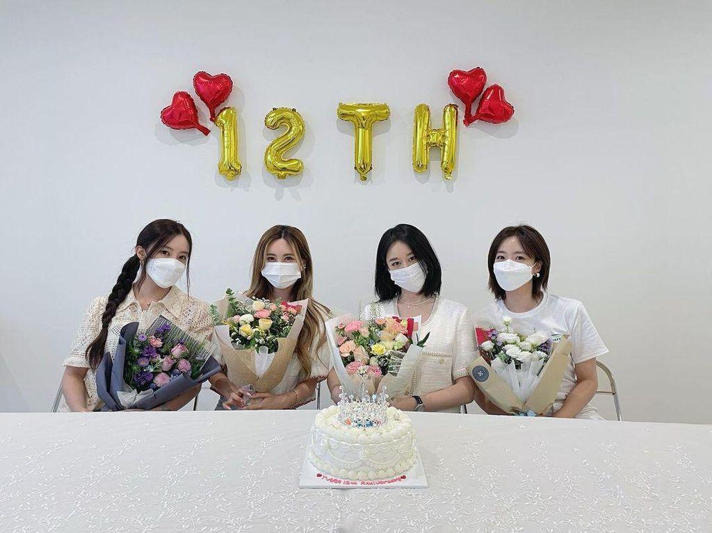 Pengumuman! T-ara Comeback sebagai Grup Setelah 4 Tahun Vakum