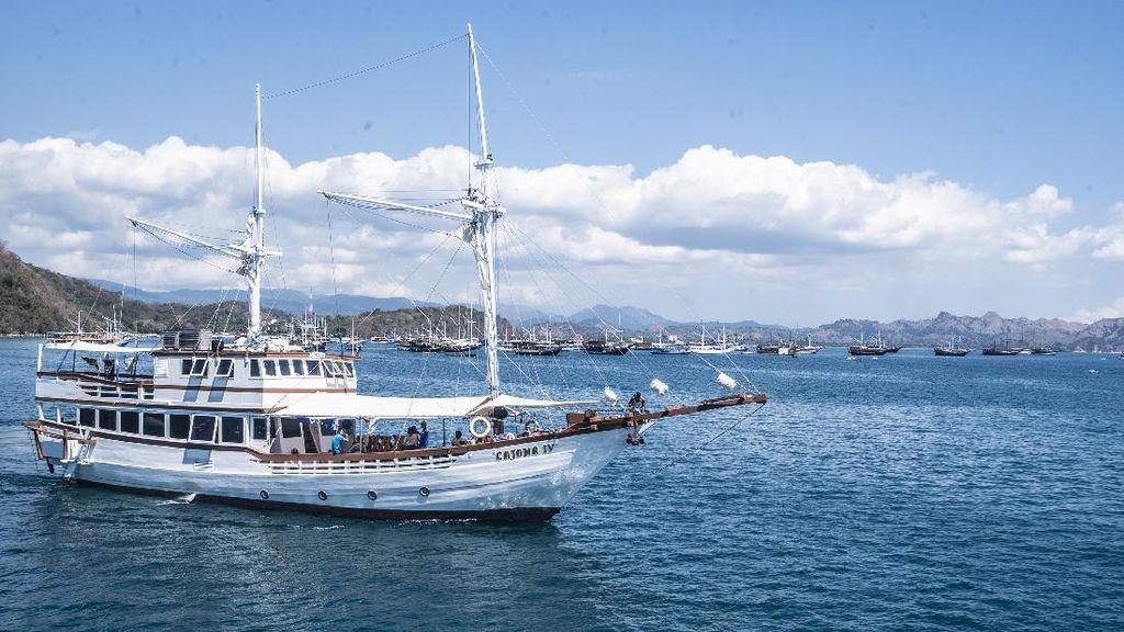 Duh, Pandemi Bikin Kunjungan Wisatawan ke Labuan Bajo Menurun
