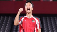 Anthony Ginting 4, Anders Antonsen 0