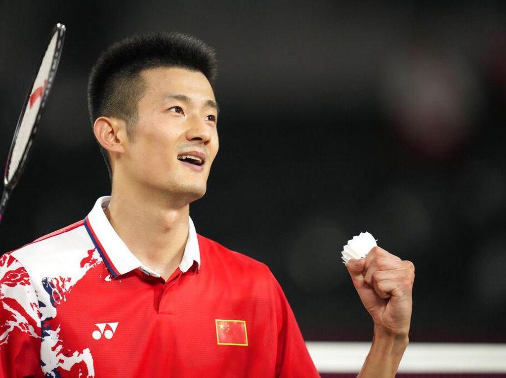 Anthony Ginting Vs Chen Long di Semifinal Olimpiade Tokyo 2020