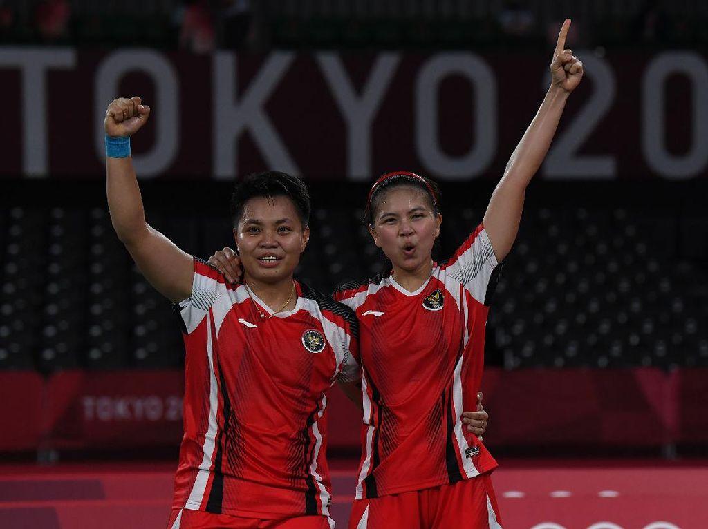 Olimpiade Tokyo: Hanya pada Greysia/Apriyani Indonesia Berharap Emas