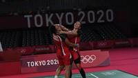 Greysia/Apriyani ke Final Olimpiade, Eks Pemain Jepang: Selamat!