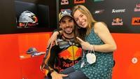 Mengintip Kemesaraan Miguel Oliverira dengan Istri yang Juga Adik Tirinya