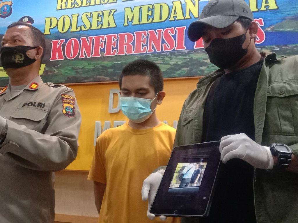 Pria Ludahi Petugas PLN di Medan Ngaku Emosional Gegara Listrik Diputus