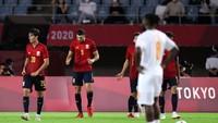 Hasil Sepakbola Olimpiade 2020: Sikat Pantai Gading, Spanyol ke Semifinal