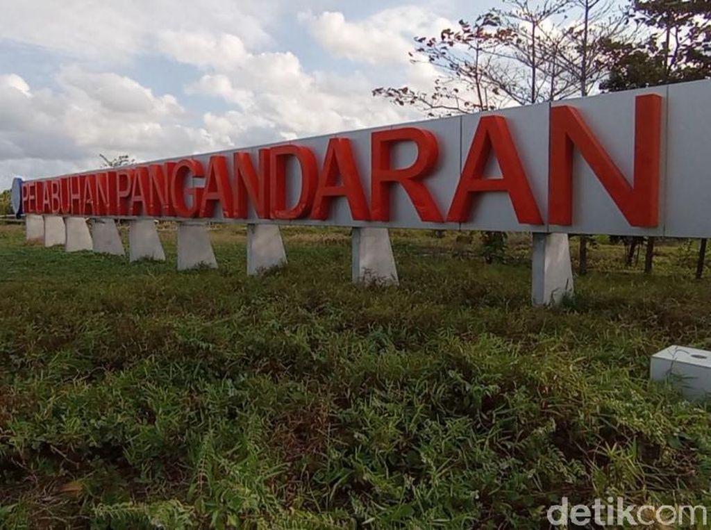 Asyiknya Mancing Mania di Pelabuhan Bojongsalawe Pangandaran