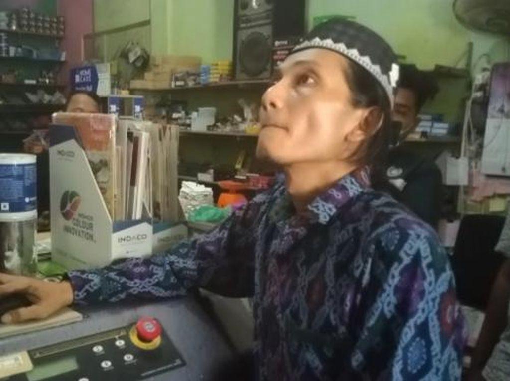 Pemilik Rumah Digedor di Sumut Ogah Kaitkan Sosok Putih di CCTV dengan Mistik