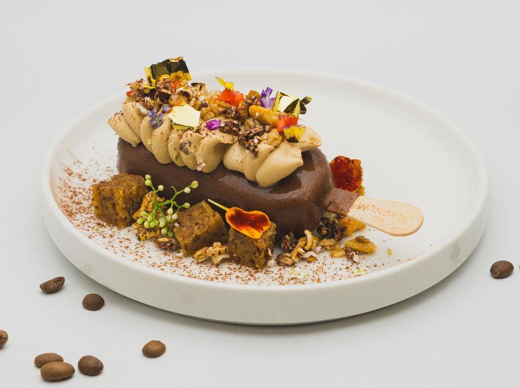 Sensasi Baru Menikmati Es Krim Cokelat di Jakarta Dessert Week
