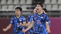 Hasil Sepakbola Olimpiade 2020: Kalahkan Selandia Baru, Jepang ke Semifinal
