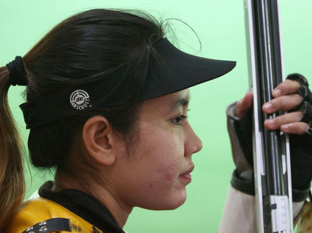 Vidya Rafika Gagal ke Final Menembak Olimpiade Tokyo 2020