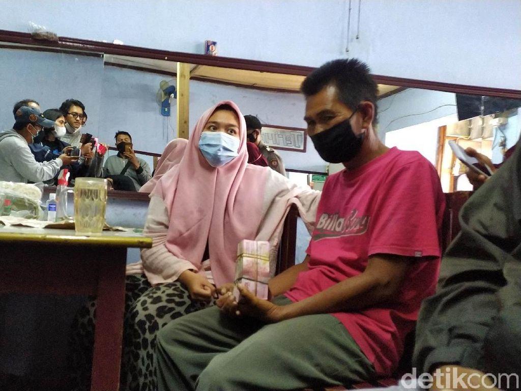 Akhir Bahagia Pria Garut yang Beli Nasi Padang Berbekal Uang Rp 5 Ribu