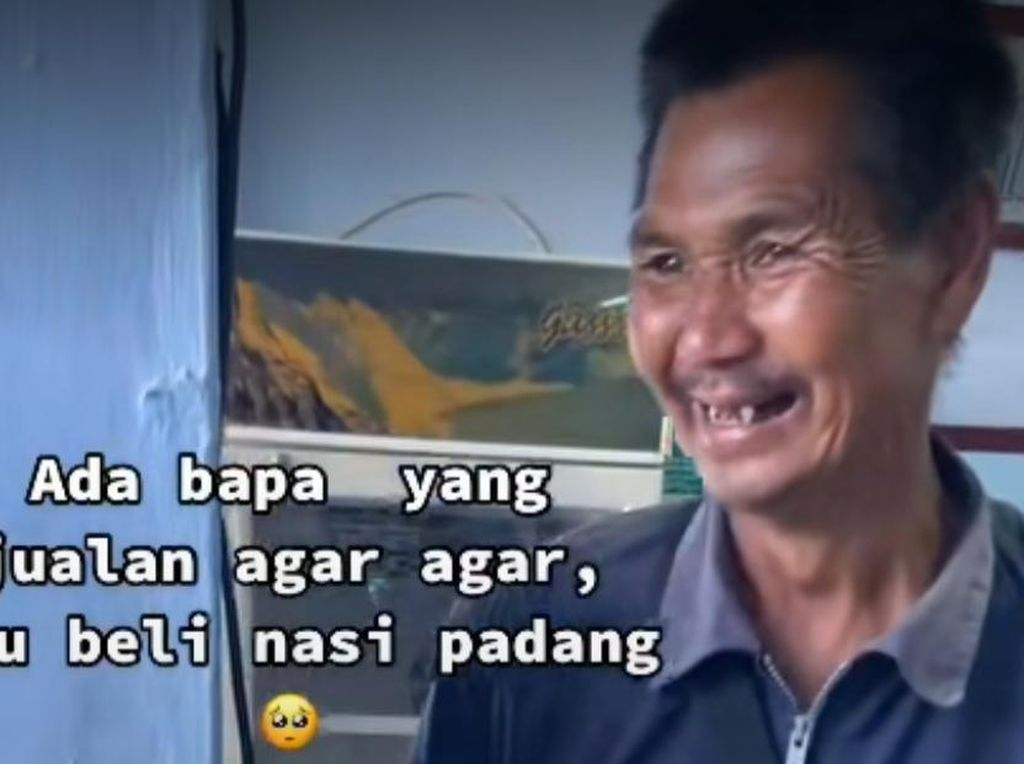 Cerita Pemilik Warung soal Pria Berbekal Rp 5.000 Terpincut Nasi Padang