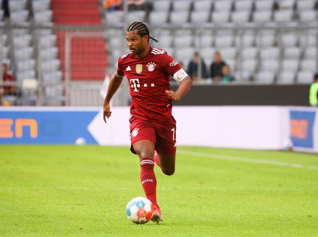 Bayern Belum Menang Bareng Nagelsmann, Gnabry Tak Risau
