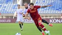 Laga Uji Coba: Roma Ditahan 10 Pemain Sevilla