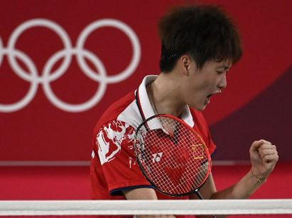 Hasil Bulutangkis Olimpiade Tokyo 2020: Chen Yufei Raih Emas