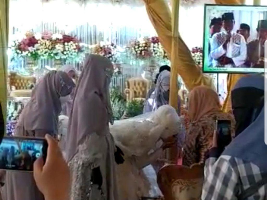 Ketua PCNU, Kades hingga Anggota Dewan di Jatim Gelar Hajatan Saat PPKM