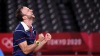 Kevin Cordon, Kejutan Olimpiade Tokyo 2020 yang Indah