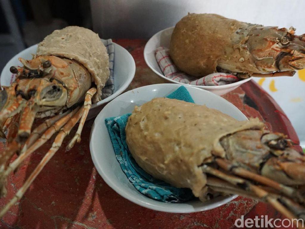 Gurihnya Bakso Lobster yang Diracik Mantan Badut King Diamond