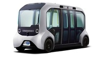 Mobil Otonom Pukau Atlet Olimpiade Tokyo