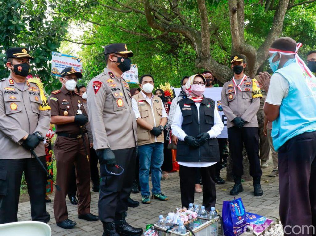 Kejar Target Herd immunity, Polisi Sudah Vaksin  23.699 Warga Jombang