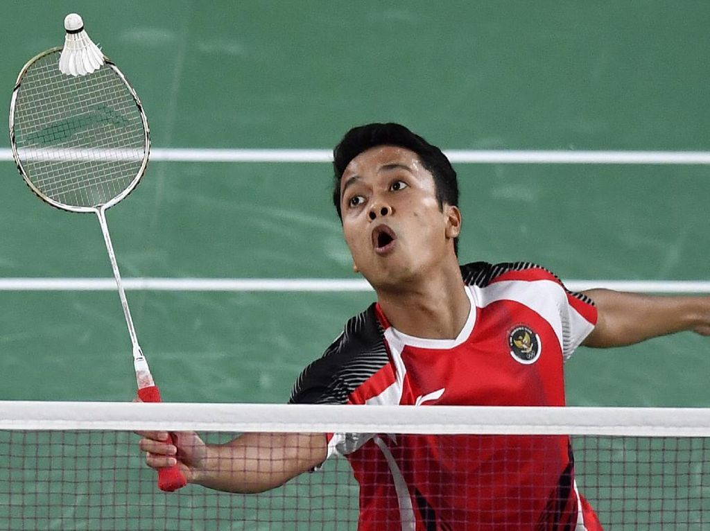 Nurul Akmal dan Ginting Juga Main Hari Ini, RI Masih Peluang Tambah Medali