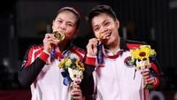 Greysia/Apriyani Diawali Thailand Open 2017, Kini Emas di Olimpiade Tokyo