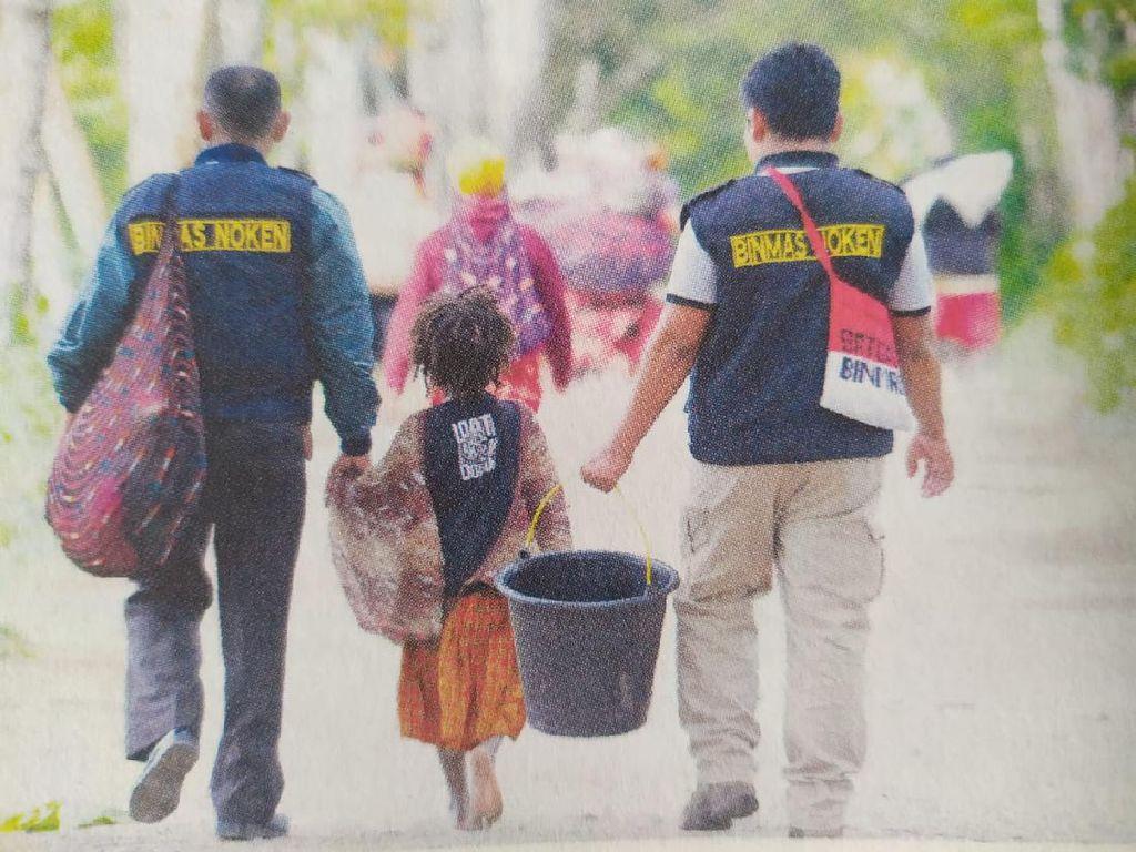 Baku Percaya untuk Papua
