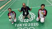 CdM Rosan Optimistis Indonesia Finis 40 Besar Olimpiade Tokyo 2020