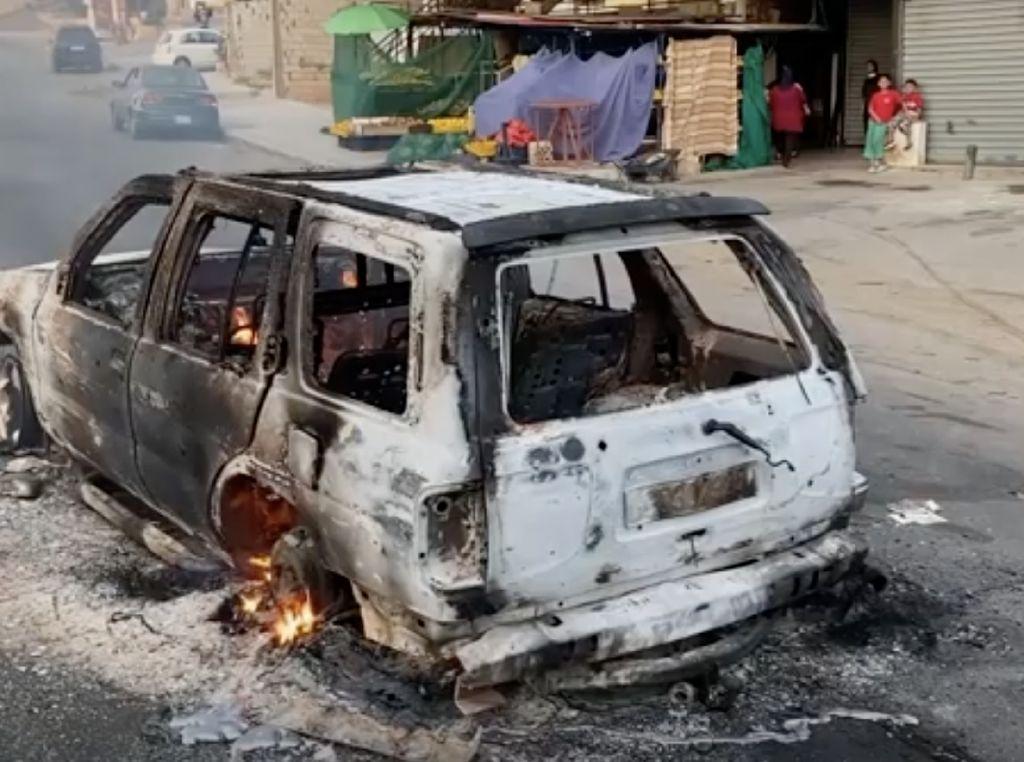 Penembakan di Pemakaman Komandan Hizbullah, Dua Orang Tewas