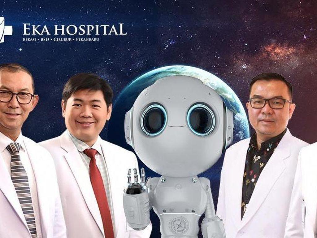Eka Hospital Hadirkan Operasi Skoliosis Akurasi 99,9%