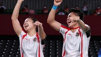 Viral TikTok Greysia/Apriyani: This Olympic Gold Medal is For You Indonesia
