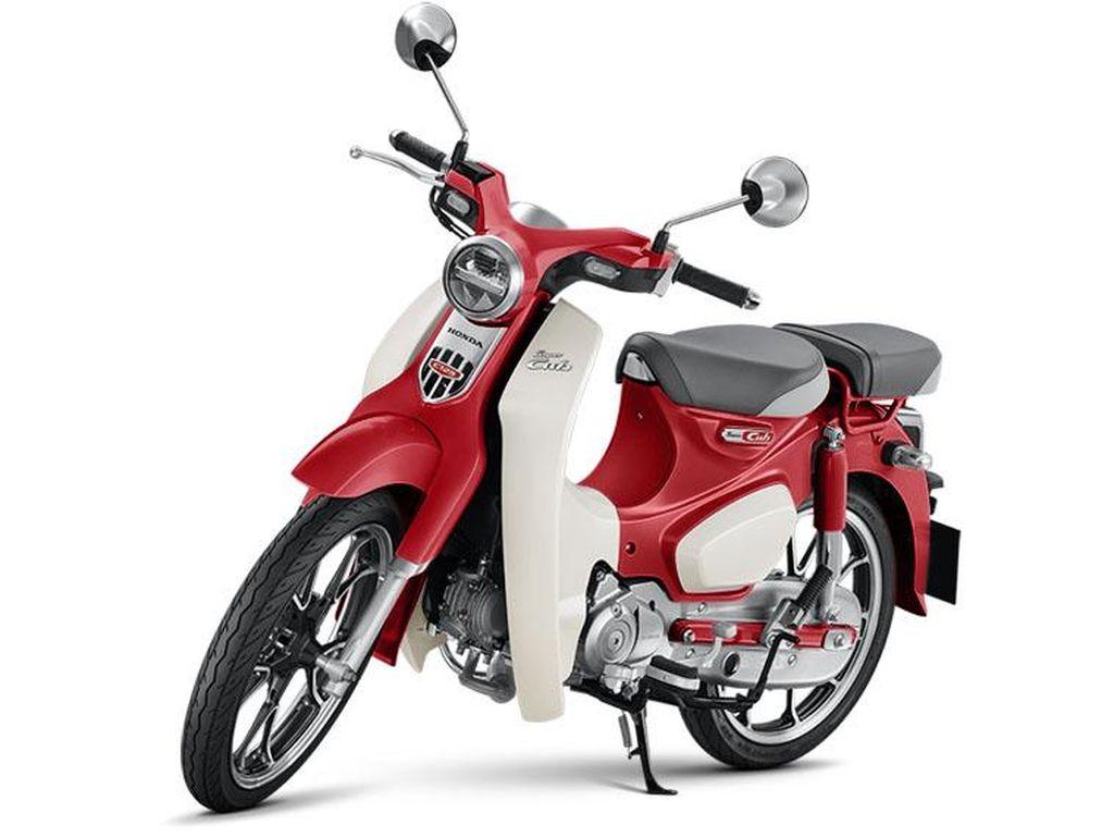 Beli Motor Bebek Honda Harga Rp 73,6 Juta, Dapatnya Fitur Apa Saja?