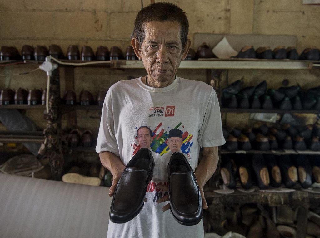 Terimbas PPKM, Industri Sepatu di Cakung Turun Omzet 70 Persen