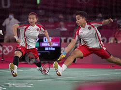 Piala Sudirman 2021: Greysia/Apriyani Menang, Indonesia 2-2 Denmark