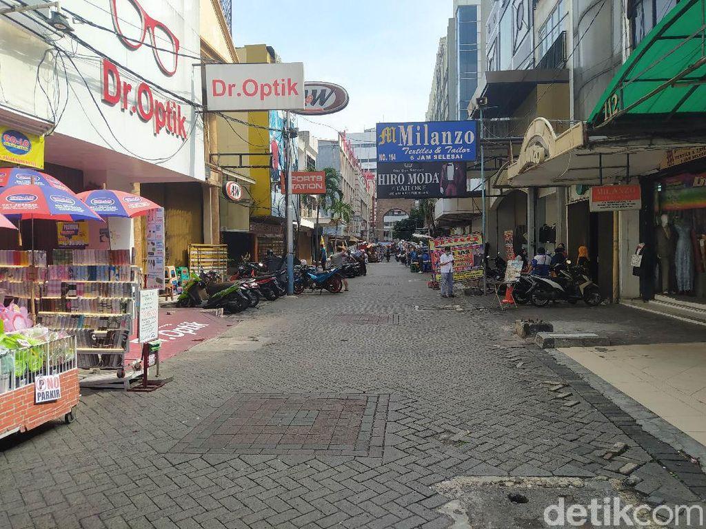 PPKM Level 4, Ini Aturan untuk Pasar-Supermarket di Jakarta