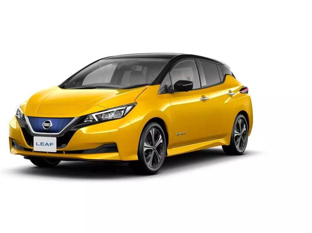 Segini Cicilan Nissan Leaf, Mobil Listrik Terbaru di RI Seharga Rp 649 Juta
